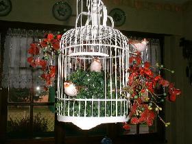 La cage aux oiseaux i - Decorer une cage a oiseaux ...